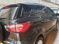 Bán Ford EcoSport năm 2014, màu đen, giá tốt