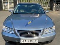 Cần bán Hyundai Azera 3.3 AT năm 2008, màu bạc, nhập khẩu, giá chỉ 458 triệu