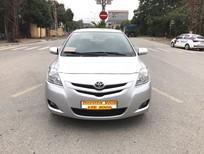 Cần bán xe Toyota Vios 1.5E 2009, màu bạc