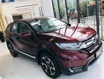 Cần bán Honda CR V G sản xuất năm 2019, màu đỏ, nhập khẩu
