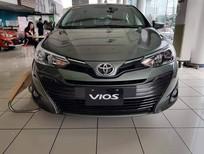 Toyota Vios 1.5E 2021 giá cạnh tranh, khuyến mại lớn, giao xe ngay