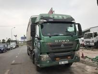 Bán xe Howo 4 chân T5G đã qua sử dụng tải trọng 17,9T thùng dài 9,55m