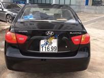 Cần bán gấp Hyundai Elantra sản xuất 2009, màu đen chính chủ