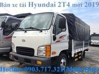 Bán xe tải Hyundai New Mighty 2T4 mã loại N250SL mới 2019 giá ưu đãi nhất