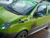 Bán xe Daewoo Matiz năm sản xuất 2006, màu xanh lục số tự động