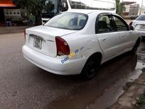 Cần bán lại xe Daewoo Lanos năm 2004, màu trắng, xe nhập còn mới, giá chỉ 80 triệu