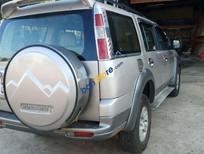 Cần bán xe Ford Everest sản xuất 2007, màu bạc, 300tr