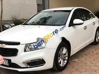 Bán ô tô Chevrolet Cruze LT 1.6MT năm sản xuất 2017, màu trắng số sàn