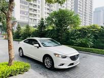 Bán Mazda 6 2.0 AT sản xuất năm 2016, màu trắng, giá tốt