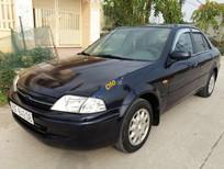 Cần bán xe Ford Laser năm sản xuất 1999, màu đen xe gia đình, giá 93tr