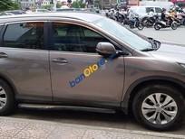 Cần bán lại xe Honda CR V năm 2014, màu xám số tự động