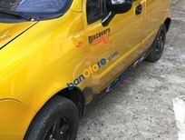 Bán xe Chery QQ3 năm 2011, màu vàng, nhập khẩu nguyên chiếc còn mới giá cạnh tranh