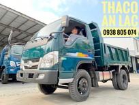 Bán ô tô Thaco FORLAND sản xuất 2020, màu xanh lục, 304 triệu