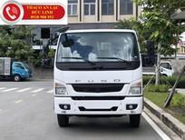 Xe tải Fuso Canter tải trọng 5,75 tấn thùng dài 6,2m