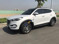 Cần bán xe cũ Hyundai Tucson 2.0 sản xuất năm 2015, màu trắng