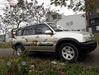 Bán xe Suzuki Vitara 1.6 AT sản xuất 2003, màu bạc, nhập khẩu số tự động