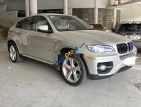 Cần bán xe BMW X6 năm 2008, màu vàng, xe nhập