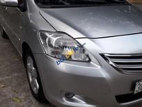 Bán Toyota Vios E 2009, màu bạc, kiểu dáng thiết kế đẹp và tiết kiệm nhiên liệu