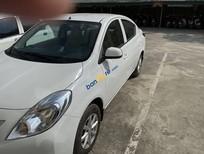 Bán Nissan Sunny sản xuất năm 2013, màu trắng xe gia đình