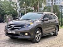 Cần bán Honda CR V năm 2013, màu xám còn mới