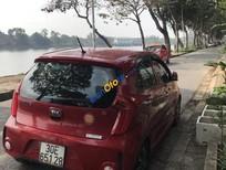 Xe Kia Morning SI AT năm sản xuất 2016, màu đỏ