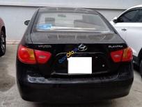 Cần bán gấp Hyundai Elantra 1.6 MT sản xuất 2009, màu đen, nhập khẩu nguyên chiếc