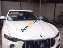 Bán Maserati Levante sản xuất năm 2019, màu trắng, nhập khẩu nguyên chiếc
