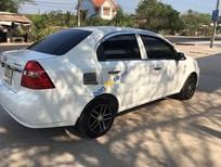 Cần bán lại xe Chevrolet Aveo năm sản xuất 2012, màu trắng