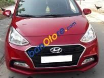 Bán xe Hyundai i10 1.2AT sản xuất 2019, màu đỏ chính chủ, giá tốt