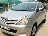 Bán Toyota Innova sản xuất năm 2009, màu bạc, xe nhập