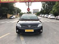 Cần bán xe Toyota Corolla Altis 1.8G 2011, màu đen, giá tốt
