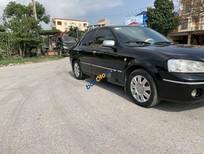 Bán xe Ford Laser sản xuất năm 2003, màu đen chính chủ