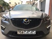 Cần bán xe Mazda CX 5 năm 2015, màu xám