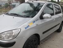 Cần bán Hyundai Getz sản xuất năm 2010, màu bạc, nhập khẩu nguyên chiếc còn mới