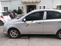 Cần bán Chevrolet Aveo năm 2014, màu bạc, nhập khẩu còn mới