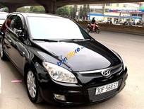 Cần bán lại xe Hyundai i30 sản xuất năm 2008, màu đen còn mới