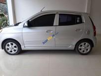 Bán ô tô Kia Morning sản xuất 2010, màu bạc, nhập khẩu Hàn Quốc