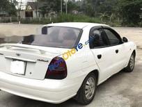 Bán Daewoo Nubira năm sản xuất 2004, màu trắng, nhập khẩu, giá tốt