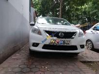 Cần bán gấp Nissan Sunny MT sản xuất 2014, màu trắng