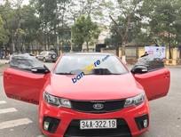 Xe Kia Forte sản xuất năm 2009, màu đỏ, nhập khẩu nguyên chiếc còn mới