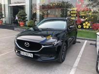 Bán ô tô Mazda CX 5 AT năm sản xuất 2018, màu đen giá cạnh tranh