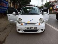Bán Daewoo Matiz năm 2007, màu trắng xe gia đình, giá tốt