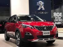 Giá xe Peugeot 3008 đời mới nhất, tặng full option