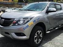 Cần bán Mazda BT 50 2.2 AT sản xuất năm 2019, màu bạc, giá 625tr