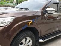Bán Nissan Navara EL 2.5 AT 4×2 năm sản xuất 2017, màu nâu, xe nhập xe gia đình