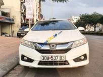 Bán ô tô Honda City 1.5CVT sản xuất 2014, màu trắng chính chủ