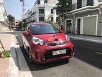 Cần bán lại xe Kia Morning sản xuất 2010, màu đỏ