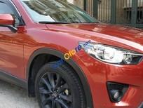Bán Mazda CX 5 2.0 AT sản xuất năm 2013, màu đỏ số tự động