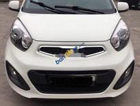 Bán ô tô Kia Picanto sản xuất 2014, màu trắng