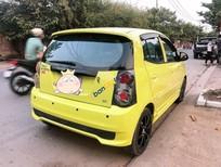 Bán xe Kia Morning sản xuất năm 2010, màu vàng số tự động, giá chỉ 210 triệu